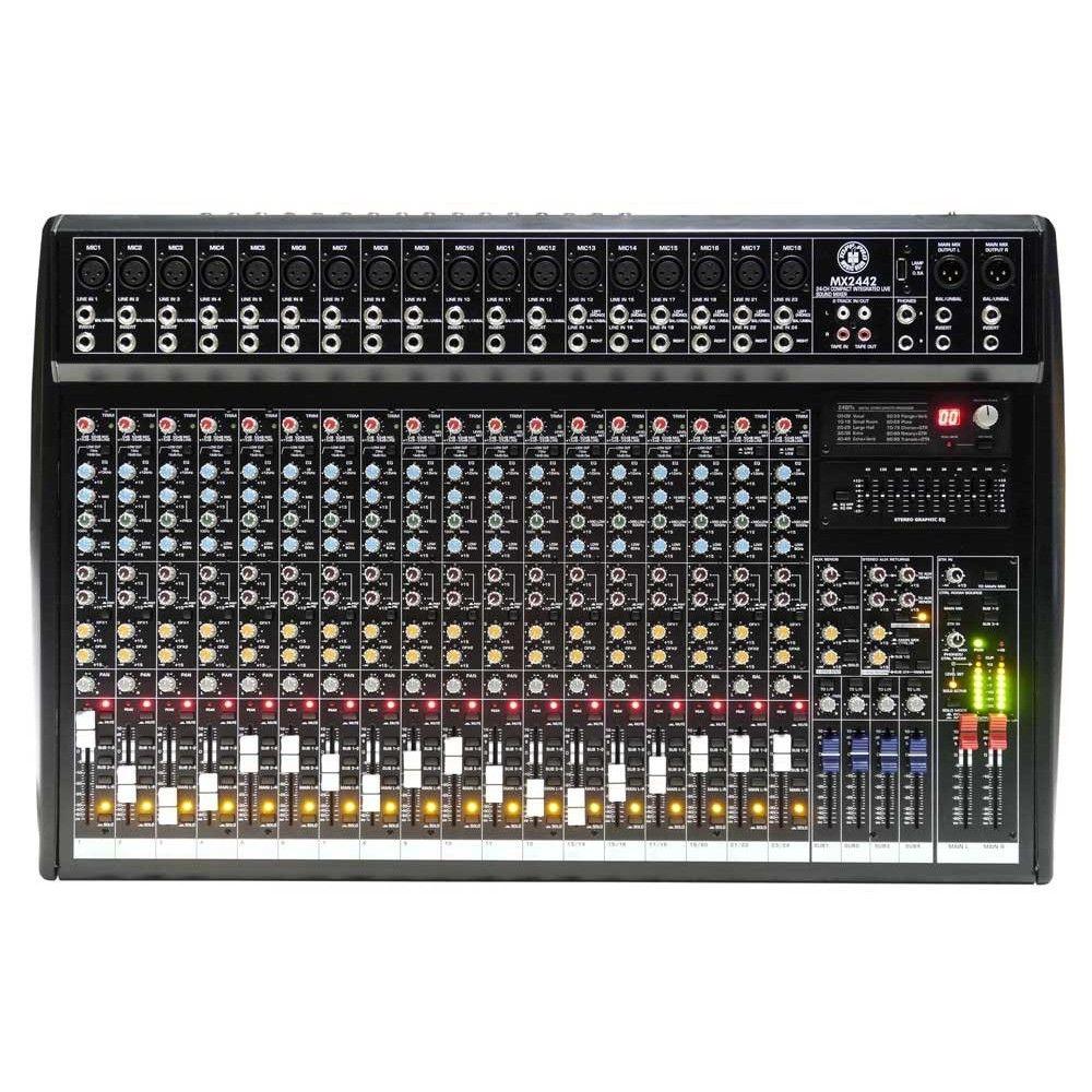 Topp Pro MX2442 - Mixer...