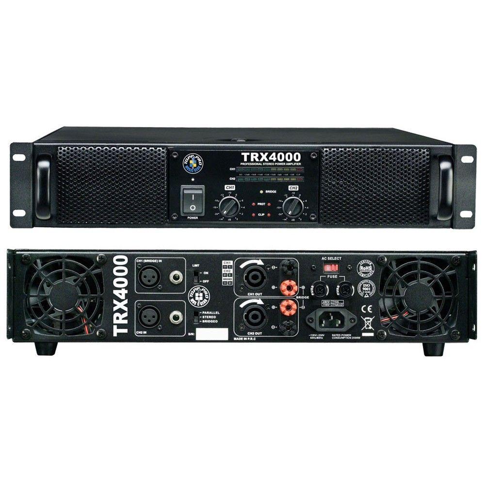Topp Pro TRX4000 -...