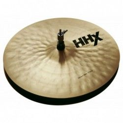 "Sabian 15"" HHX Groove Hats - Capace Fus Sabian - 1"