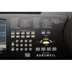 Kurzweil KP120A - Orga cu Aranjor Kurzweil - 5