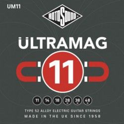 Rotosound Ultramag 11 - Set...