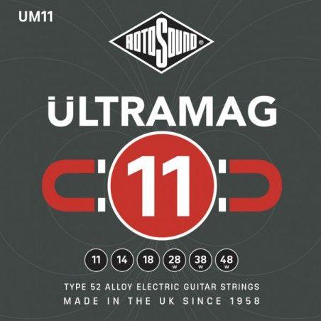 Rotosound Ultramag 11 - Set...