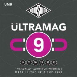 Rotosound Ultramag 9 - Set...