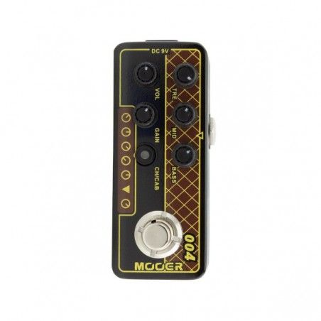 MOOER M004 Day Tripper -...