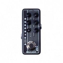 MOOER M008 Cali-MK 3 - Pedala preamp cu efect chitara Mooer - 1