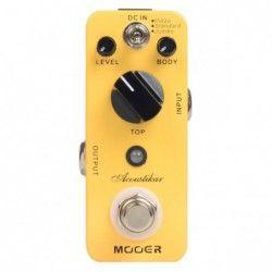 MOOER MAC1 Acoustikar - Pedala simulator chitara acustica Mooer - 1