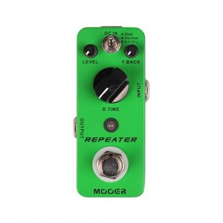 MOOER MDL1 Repeater - Delay...