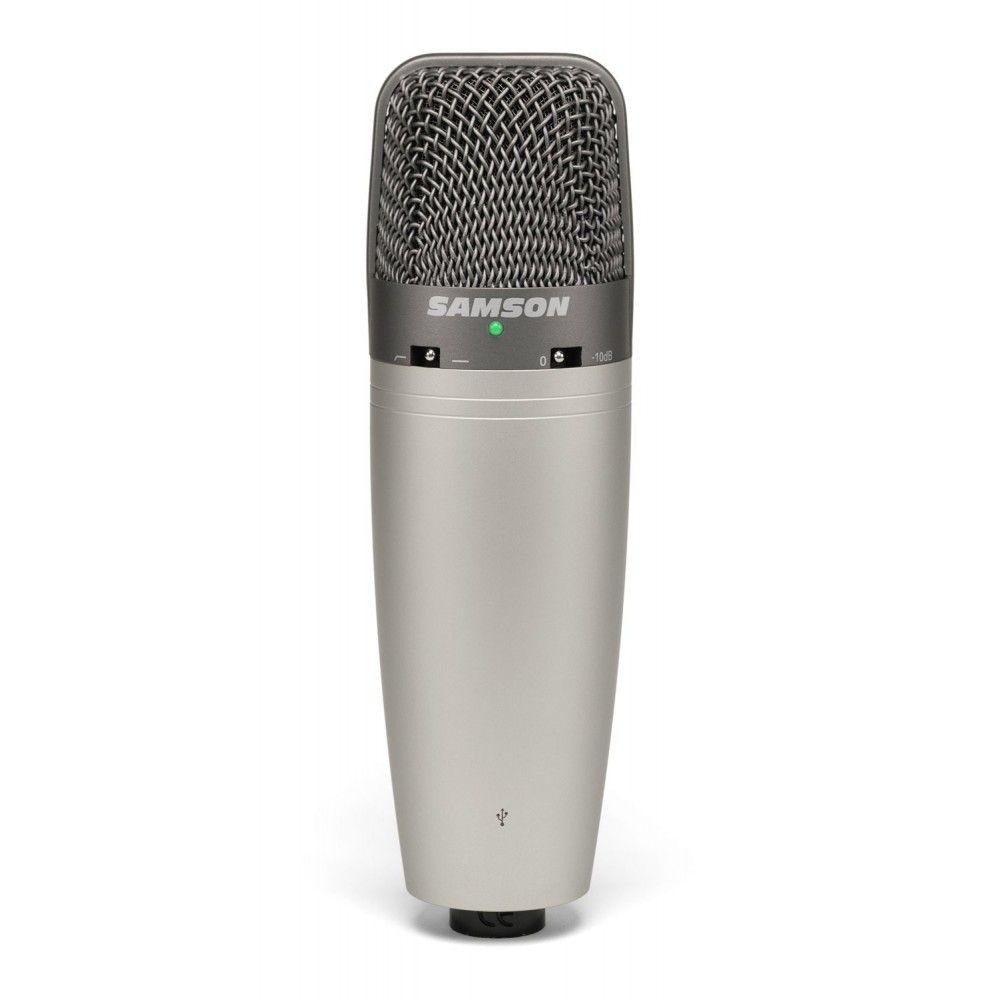 Samson C03U - Microfon cu...