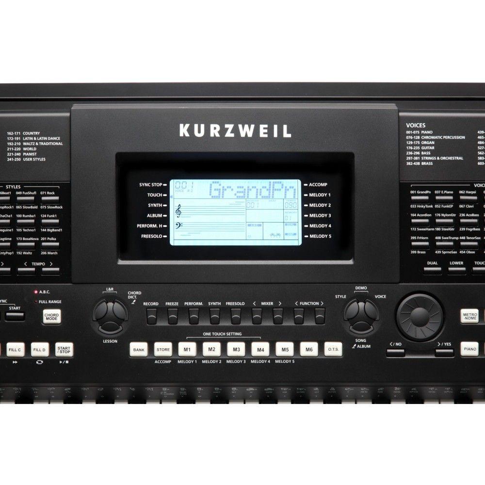 Kurzweil KP300X - Orga cu...