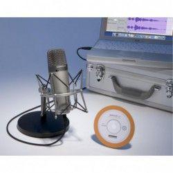 Samson C03U Pack - Pachet microfon cu interfata audio USB Samson - 2