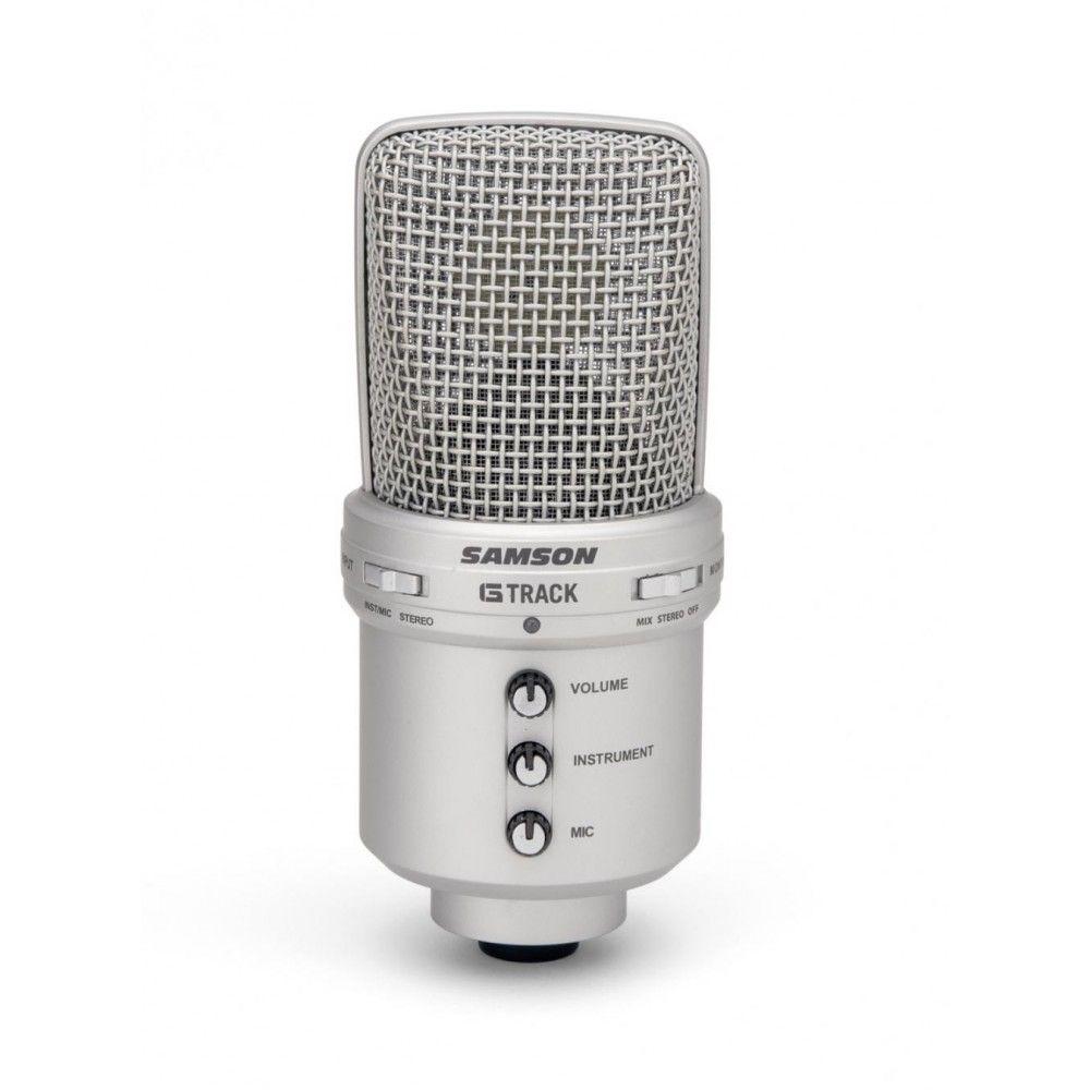 Samson G-Track - Microfon...