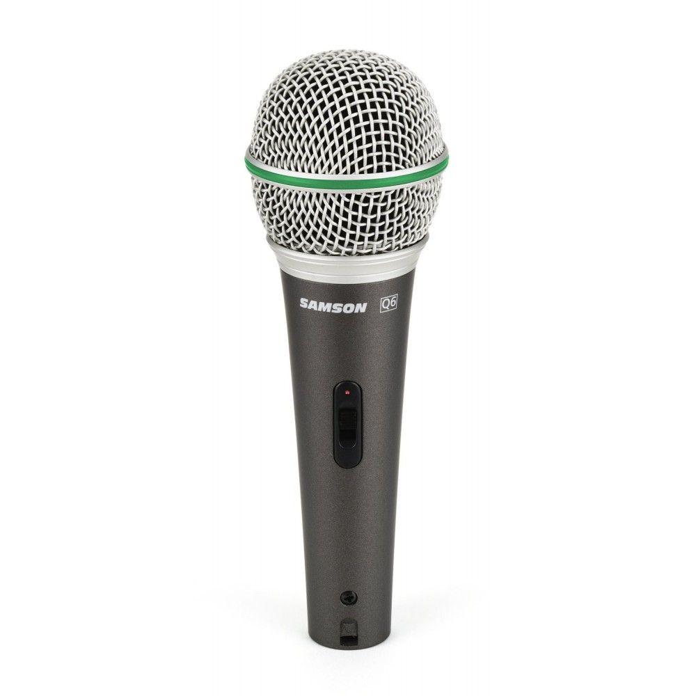 Samson Q6 - Microfon Dinamic Samson - 1