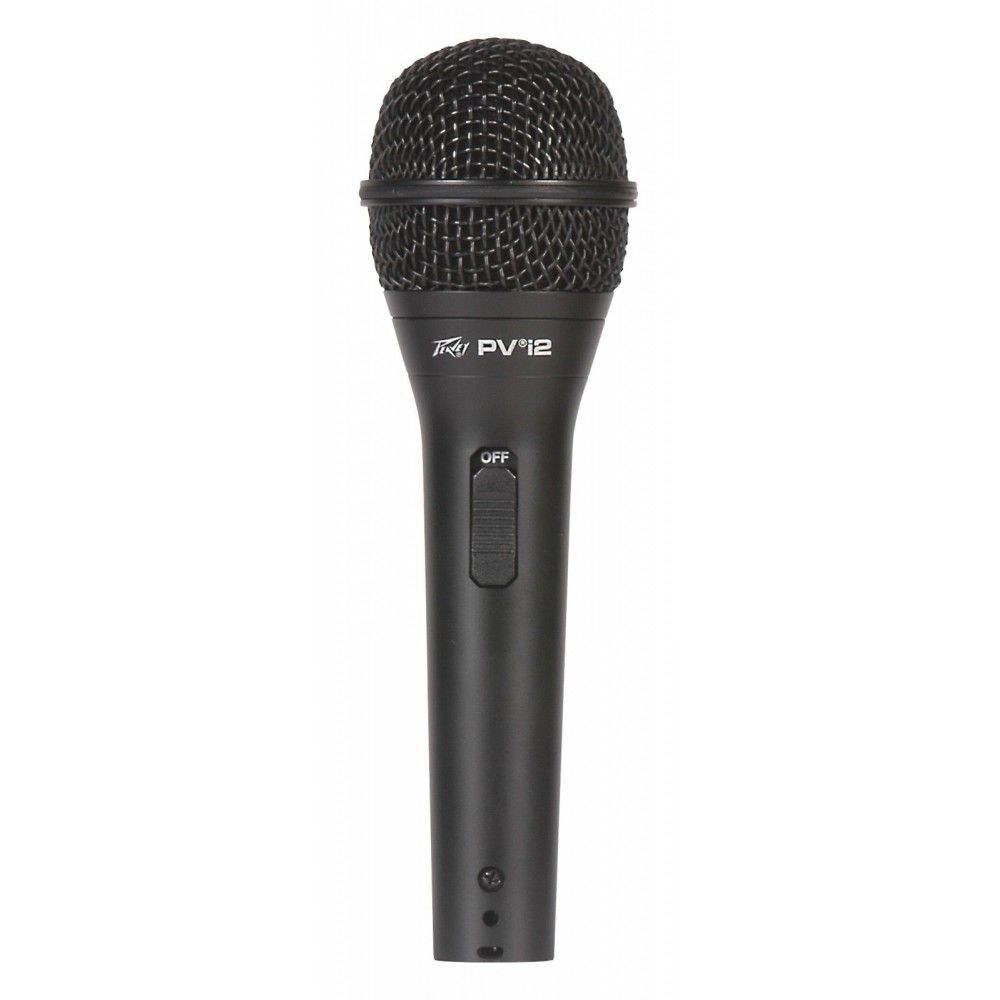 Peavey PVi Mic 2 XLR-Jack - Pachet Microfon Dinamic Peavey - 1