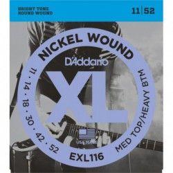 D'Addario EXL116 - Set...