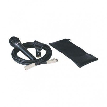 Peavey PVi Mic 2 XLR-XLR - Pachet Microfon Dinamic Peavey - 1