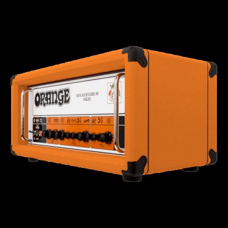 Orange Rockerverb 50H MKIII - Amplificator Chitara Orange - 1