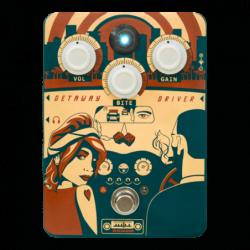 Orange Getaway Driver - Pedala Efect Chitara Orange - 1