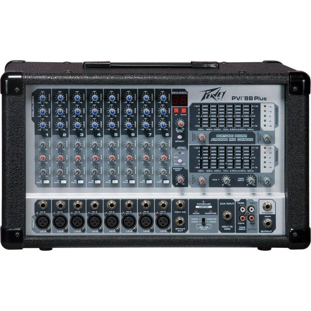 Peavey PVi 8B+ - Mixer...