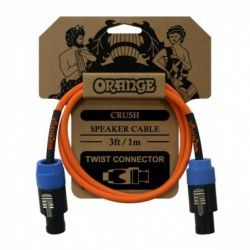 Orange Crush CA039 - 1m Speakon - Cablu Boxa Orange - 1
