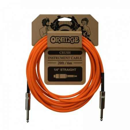 Orange Crush CA034 - Cablu Chitara 3m Orange - 1