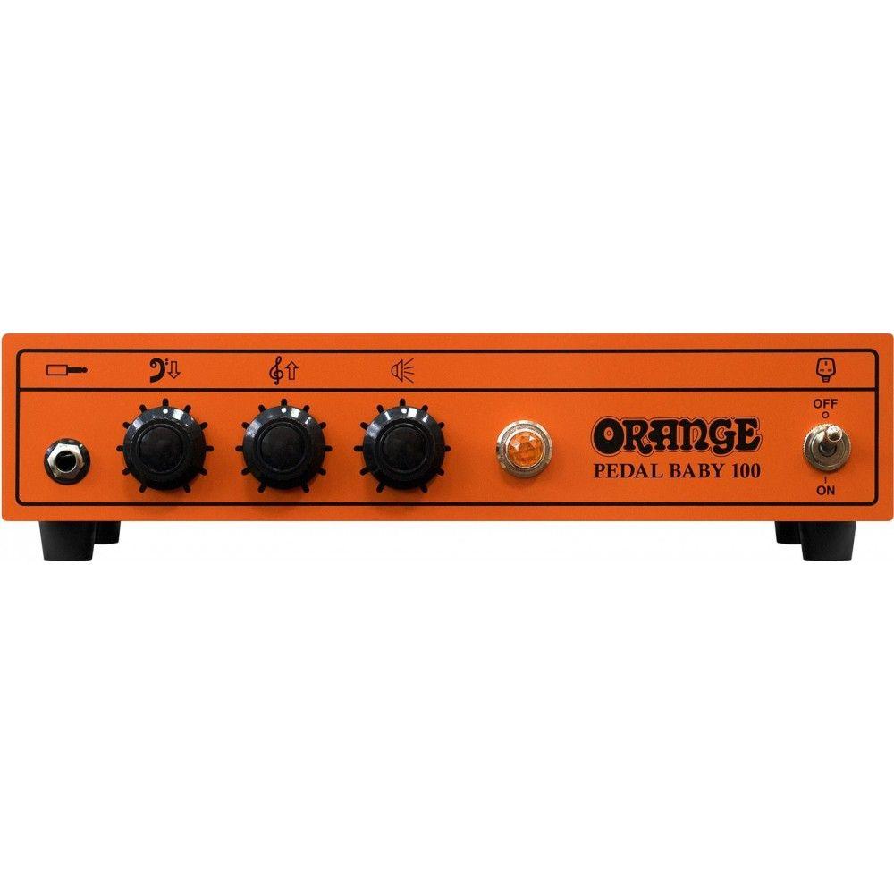 Orange Pedal Baby 100 - Amplificator Chitara Orange - 1