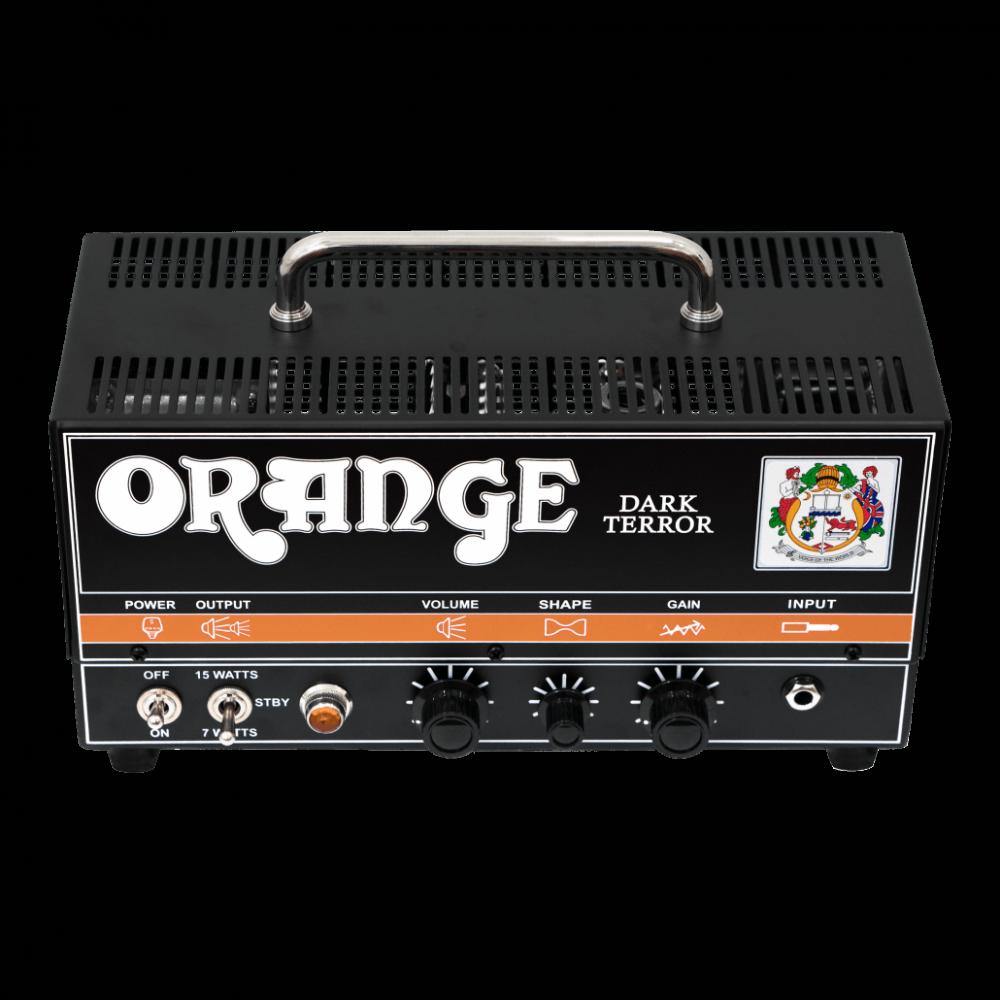 Orange Dark Terror 15 -...