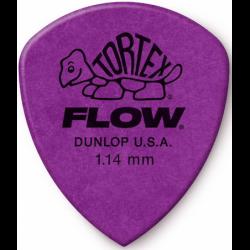 Dunlop 558R1.14/72 Tortex Flow ST - Pană Chitară