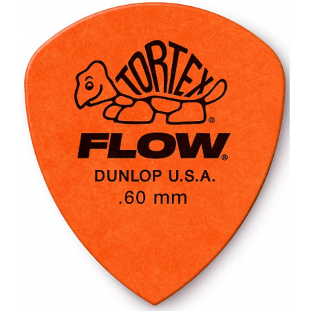 Dunlop 558R.60/72 Tortex Flow ST - Pană Chitară Dunlop - 1