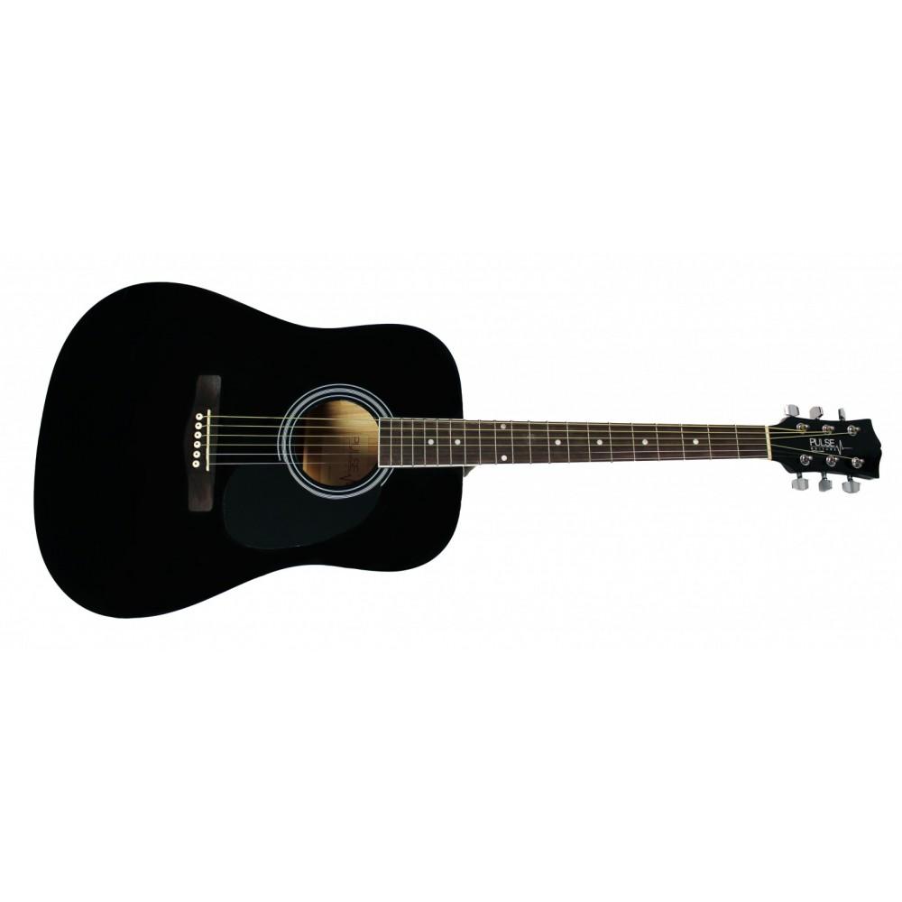 Pulse HW41-BK - Chitara acustica PULSE Guitars - 1