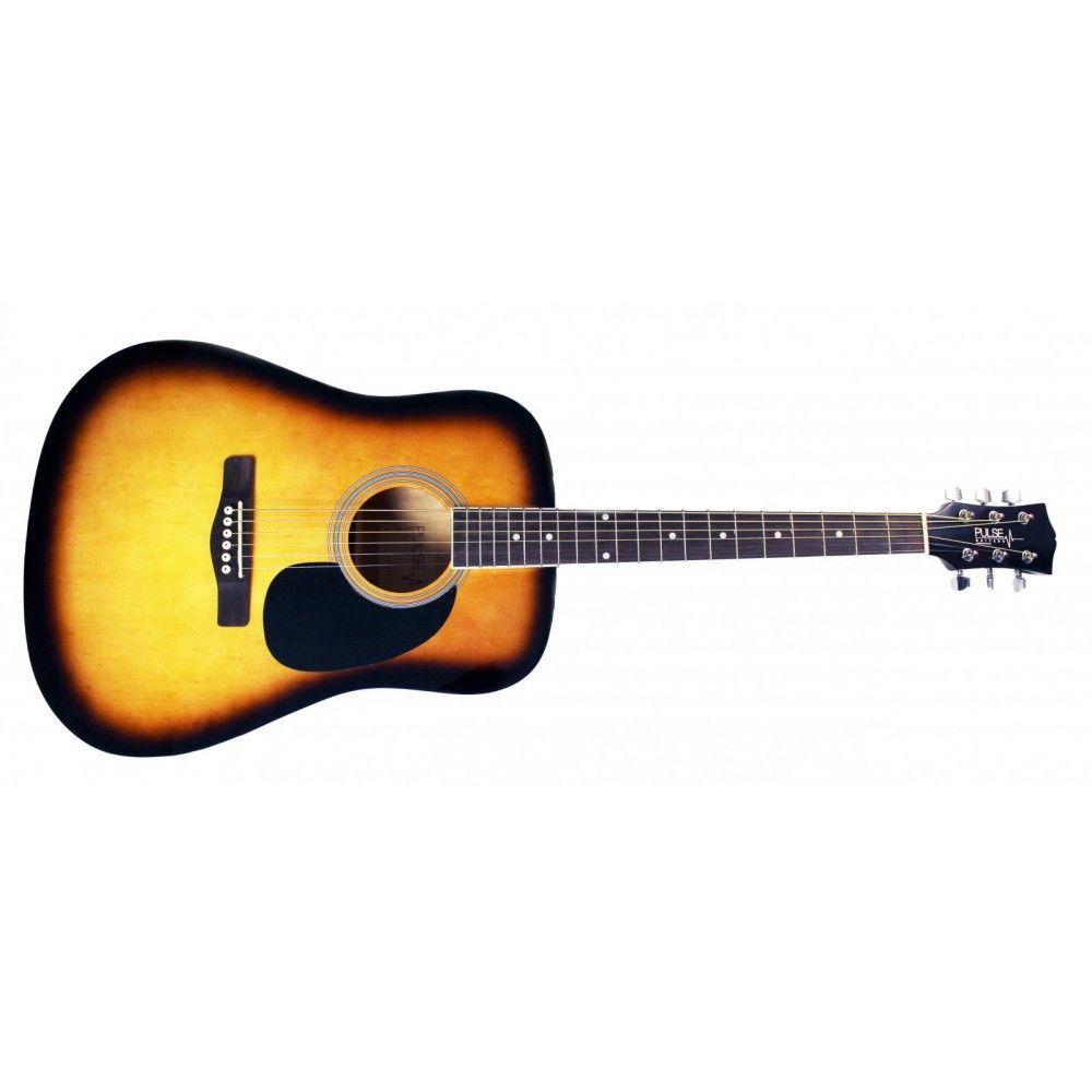 Pulse HW41-SB - Chitara acustica PULSE Guitars - 1