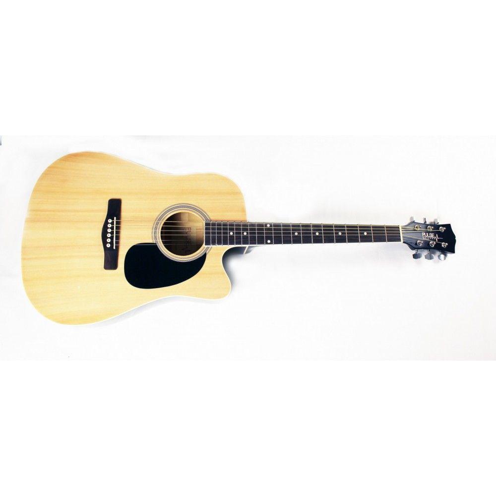 Pulse HW41CE-201N - Chitara Electro-Acustica PULSE Guitars - 1