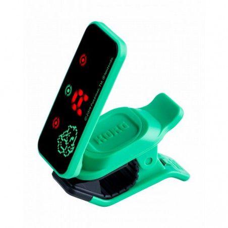 Korg Pitchclip PC-2 Bulbasaur - Acordor Cromatic Pokemon Korg - 1