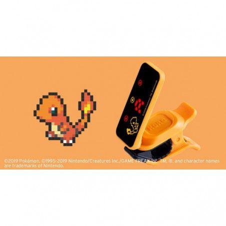 Korg Pitchclip PC-2 Charmander - Acordor Cromatic Pokemon Korg - 1