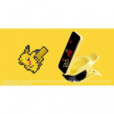 Korg Pitchclip PC-2 Pikachu - Acordor Cromatic Pokemon Korg - 1