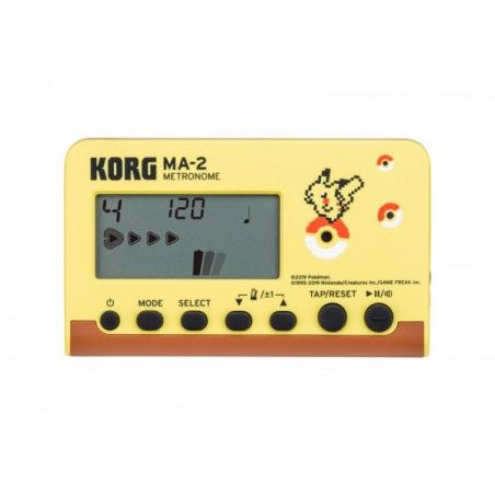 Korg MA-2 Pikachu - Metronom Pokemon Korg - 1