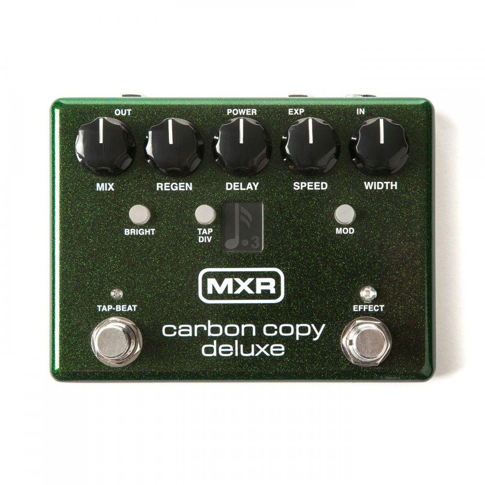 MXR M292 Carbon Copy Analog Delay Deluxe - Efect chitara MXR - 1