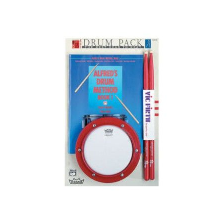 Remo Snare Drum Starter Kit - Pachet educational pad antrenament Remo - 1