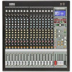 Korg Soundlink MW-2408 - Mixer hibrid analog/ digital Korg - 1
