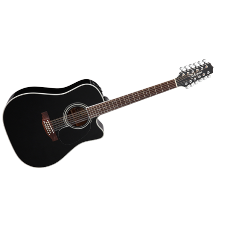 Takamine EF381SC - Chitara electro-acustica Takamine - 1