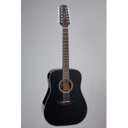Takamine GD30-12 Black - Chitara acustica Takamine - 2