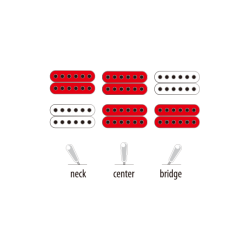 Ibanez PSM10-BK miKro Paul Stanley - Chitara Electrica Dimensiune Redusa Ibanez - 5