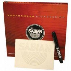 Sabian Logo Repair Kit
