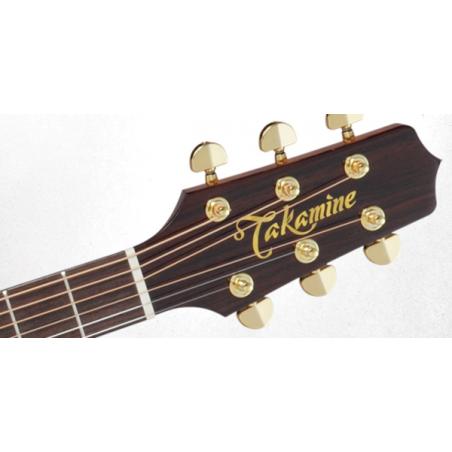 Takamine P5DC - Chitara electro-acustica Takamine - 1