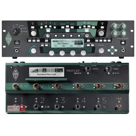 Kemper Profiler Power Rack...
