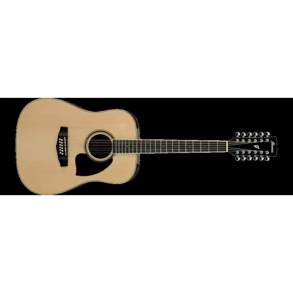 Ibanez PF1512-NT - Chitara acustica 12 corzi Ibanez - 1