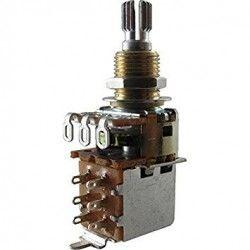 Seymour Duncan Push Pull Pot 250K - Potentiometru Chitara Seymour Duncan - 2